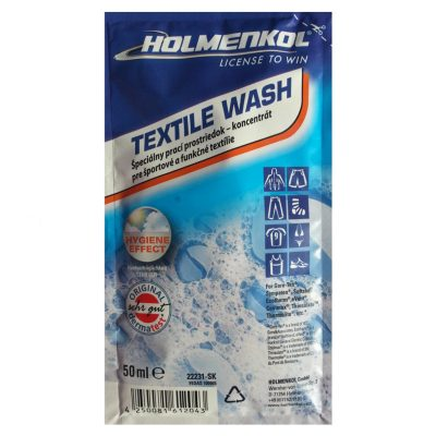 Holmenkol Textile wash 50 ml