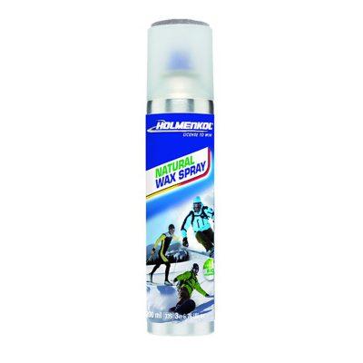 Holmenkol natural wax spray 200 ml