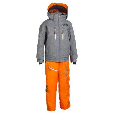 Phenix SukuSuku ES5G22P80 GR detská lyžiarska súprava