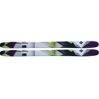 Black Diamond AMP skialpové lyže