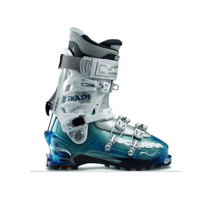 Nové skialpinistické topánky